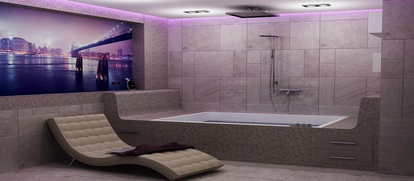 Многослойная усиленная эмалировка ванны