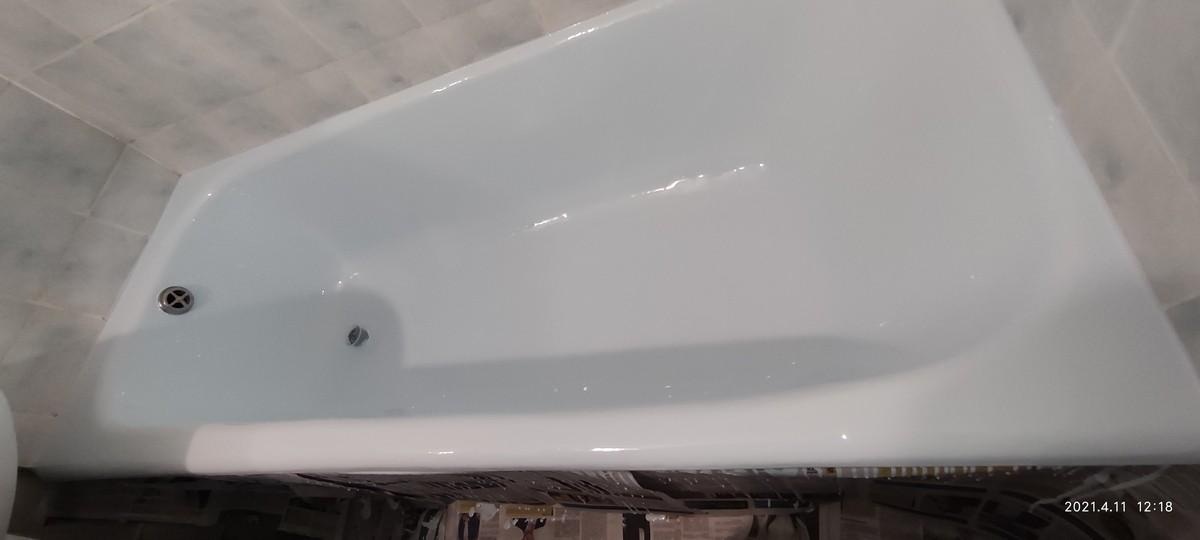 Герметизация шва между ванной и кафелем